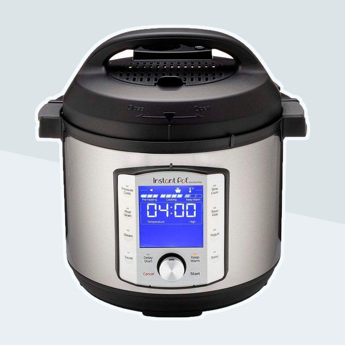 Instant Pot 6QT Duo Evo Plus Electric Pressure Cooker, 6 quart Style-6-Quart