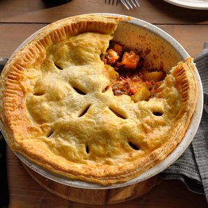 Irish Stew Pie