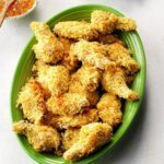 Baked Island Chicken Wings