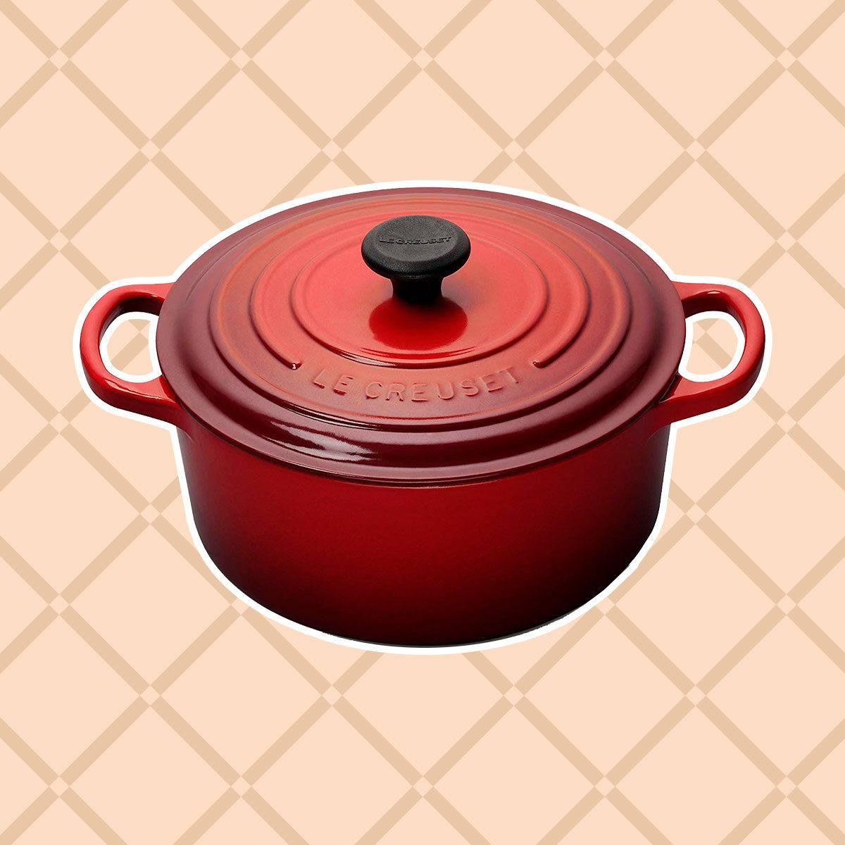 Le Creuset Enameled Cast-Iron Dutch Oven