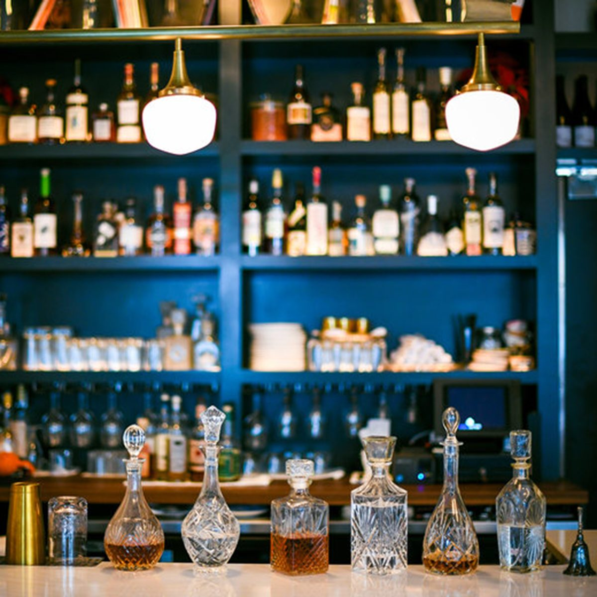 Lucinda Grain Bar, Seattle