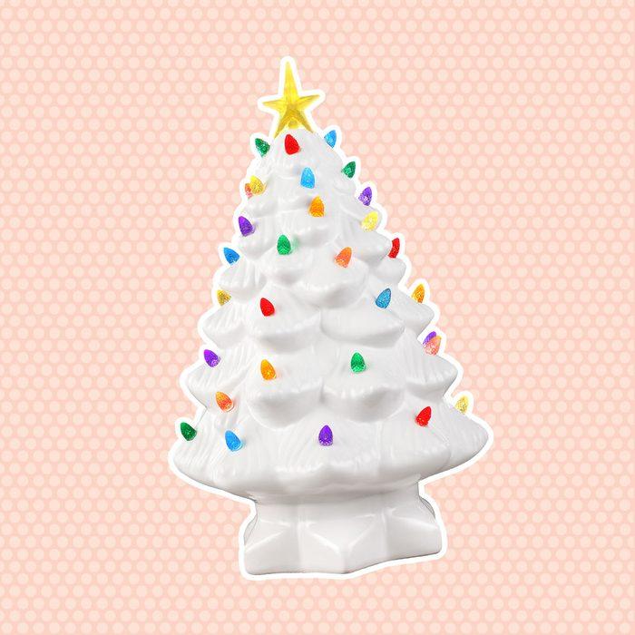 Merry Moments Nostalgic Tree