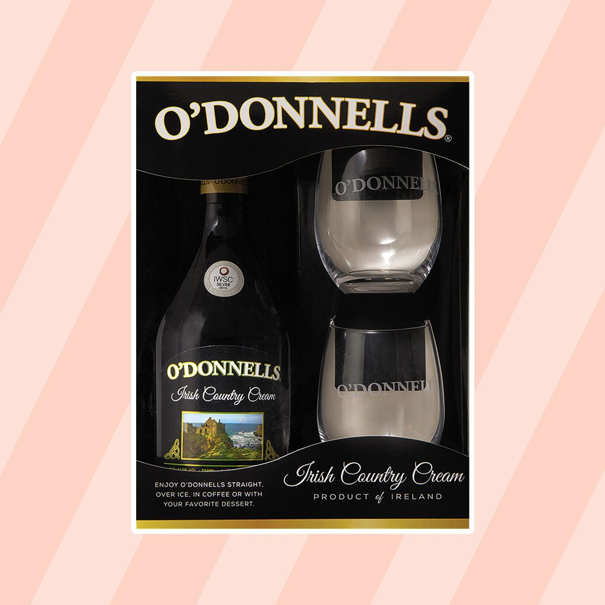 O'Donnells Irish Cream Gift Pack