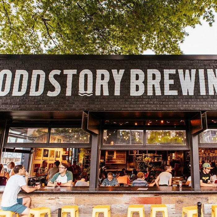Oddstory Brewing Company, Chattanooga