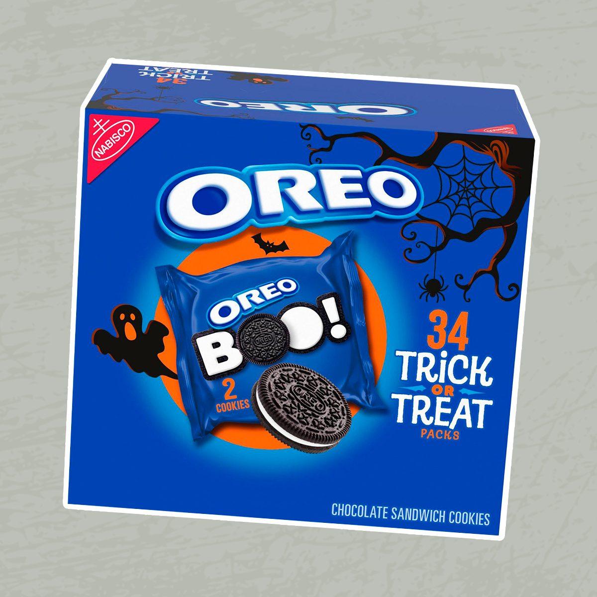 Oreo Halloween Sandwich Cookies
