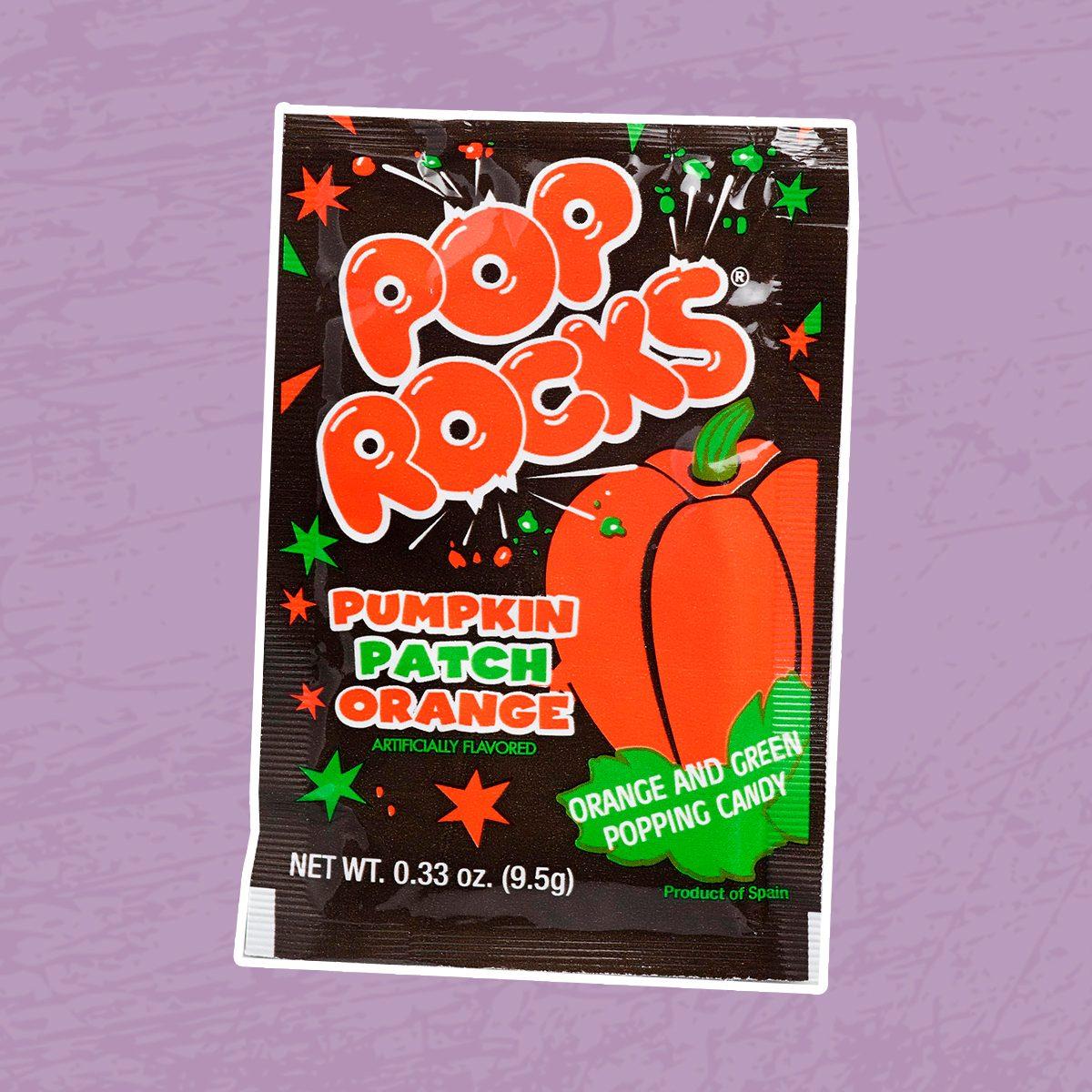 Pop Rocks Pumpkin Patch Candy