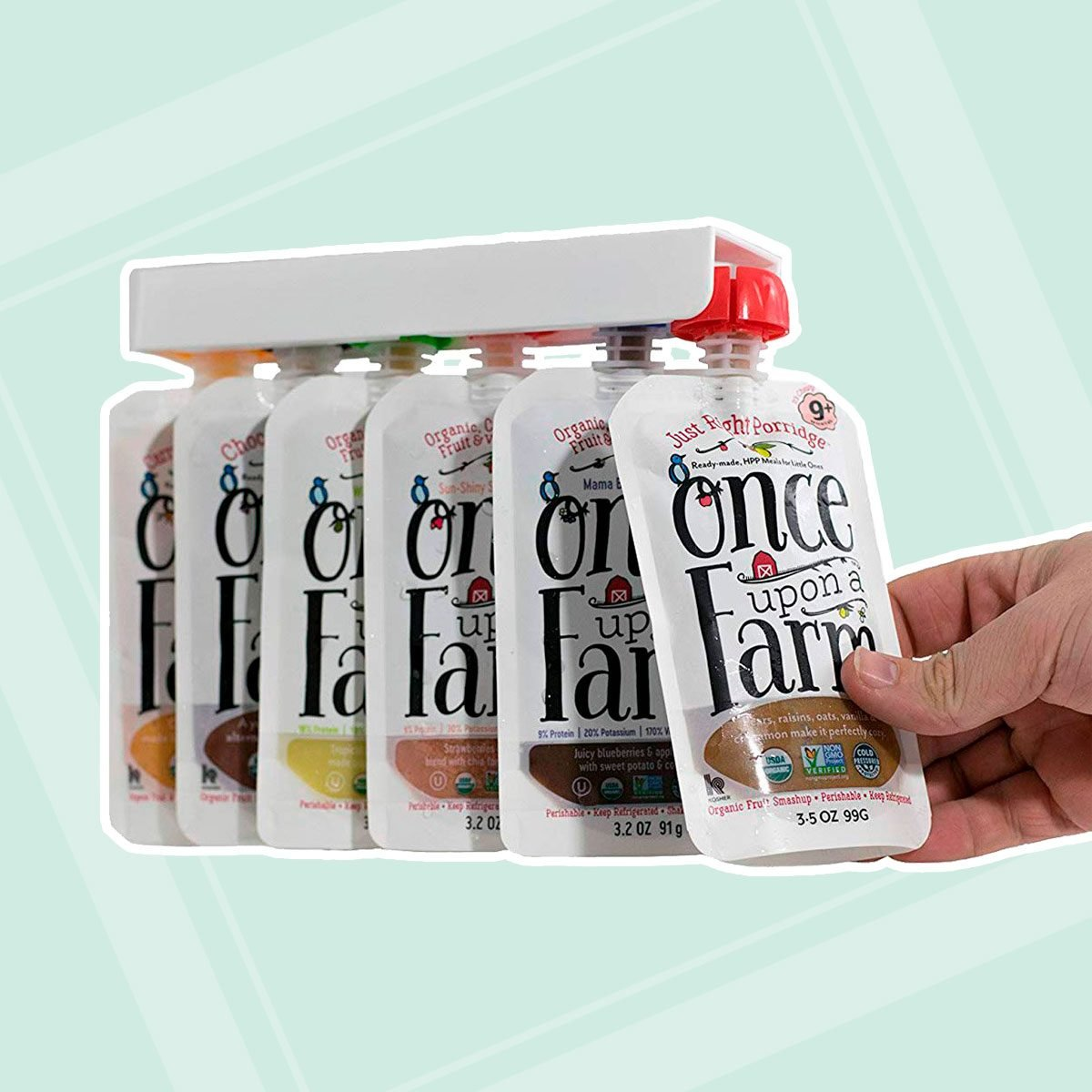 Storage Theory Food Pouch Slider