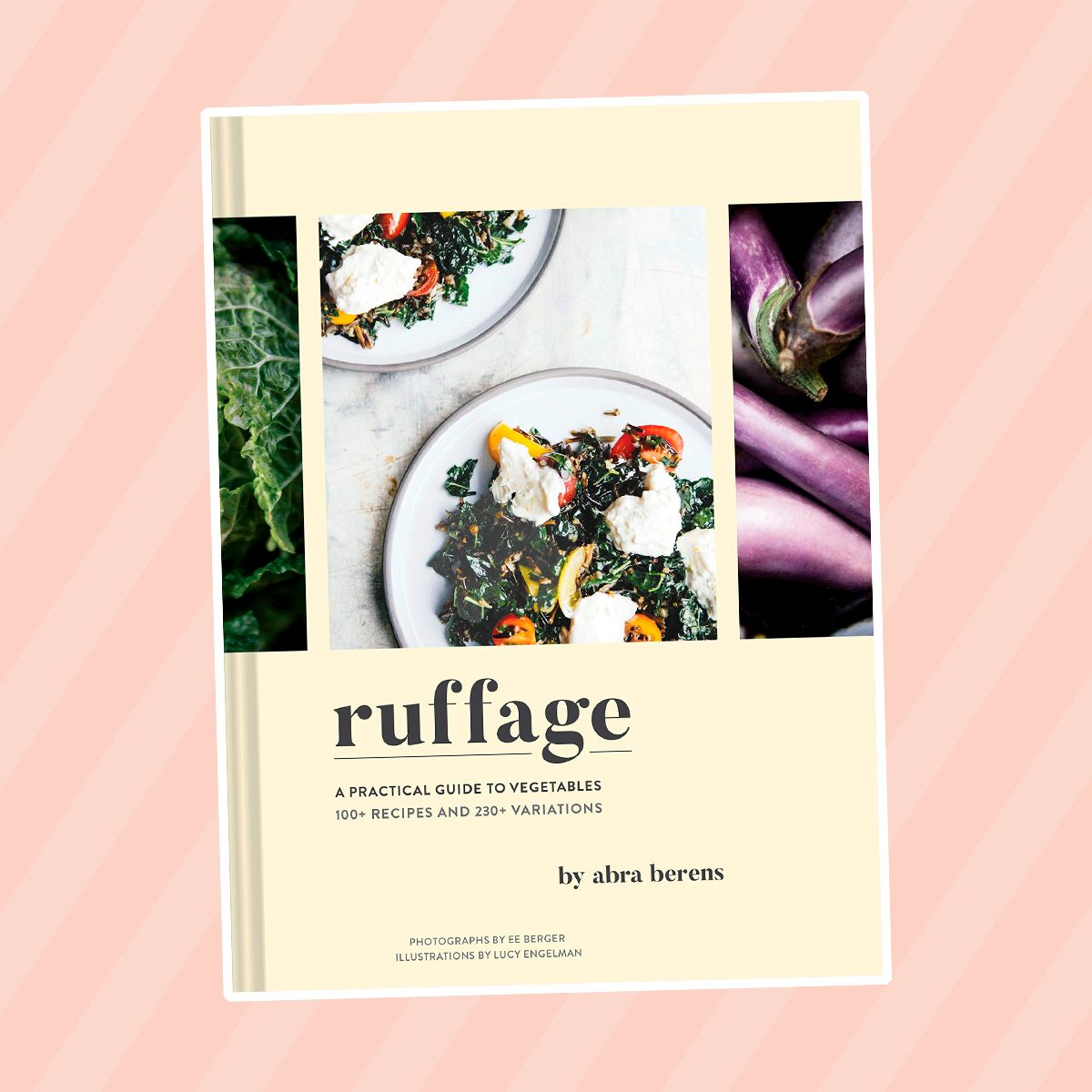 Ruffage: A Practical Guide to Vegetables (Vegetarian Cookbook, Vegetable Cookbook, Best Vegetarian Cookbooks)