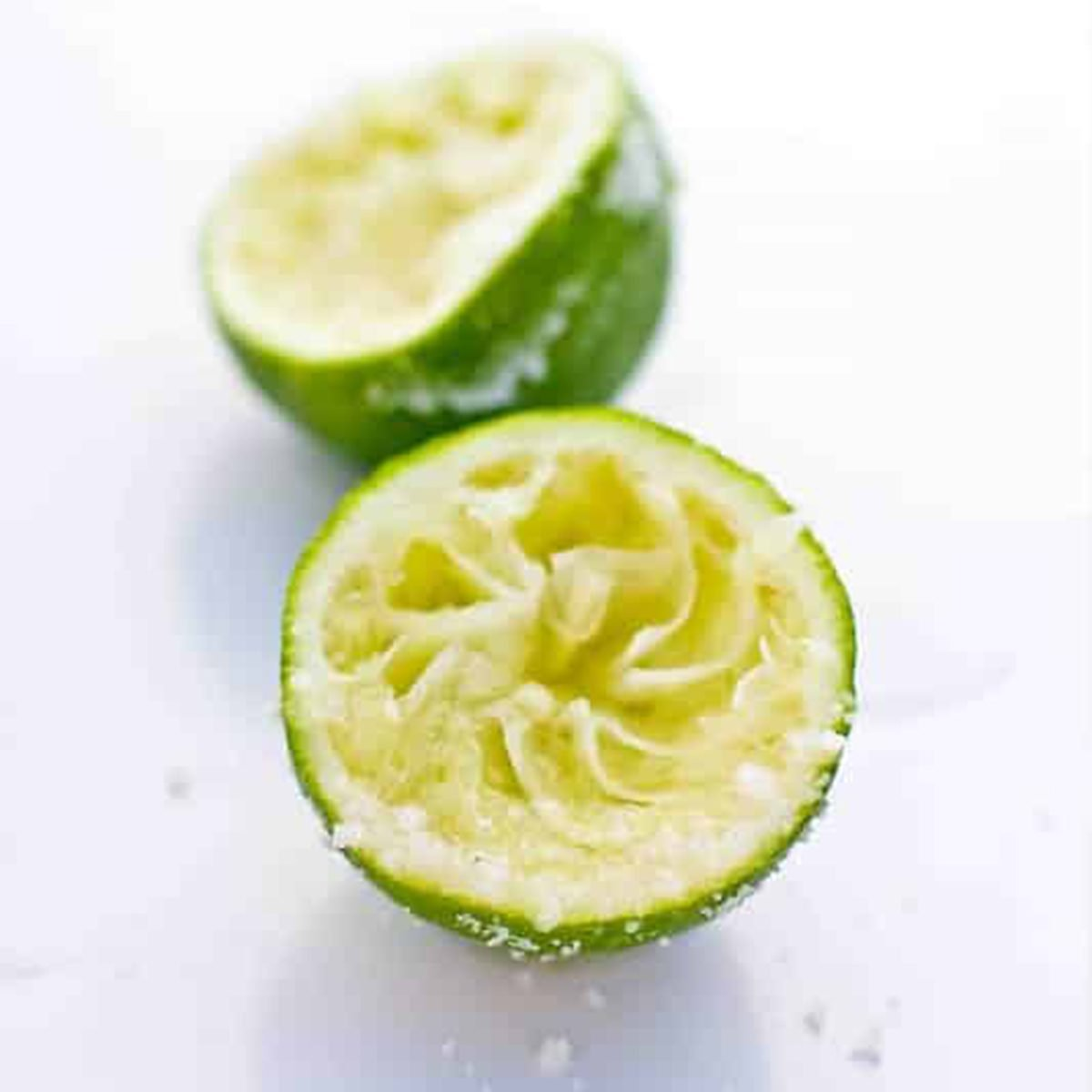 Salted Lime Tequila Shooters
