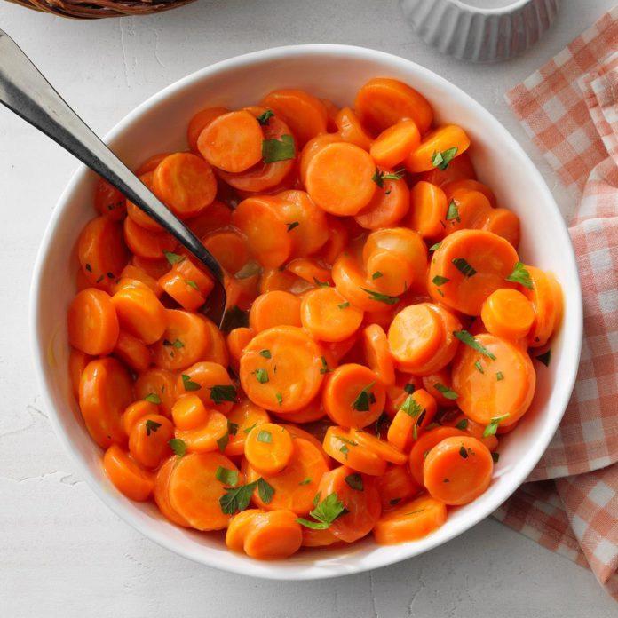 Slow-Cooker Citrus Carrots