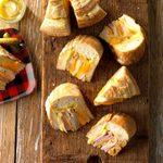 Sourdough Bread Bowl Sandwich