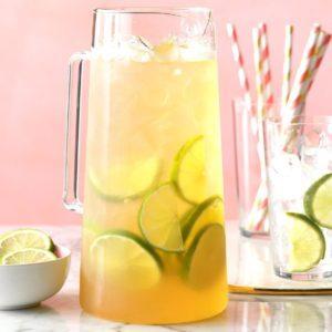 Sparkling Coconut Grape Juice