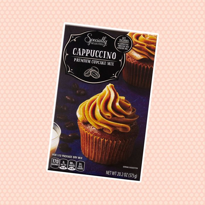 Specially Selected Cappuccino Cupcake Mix