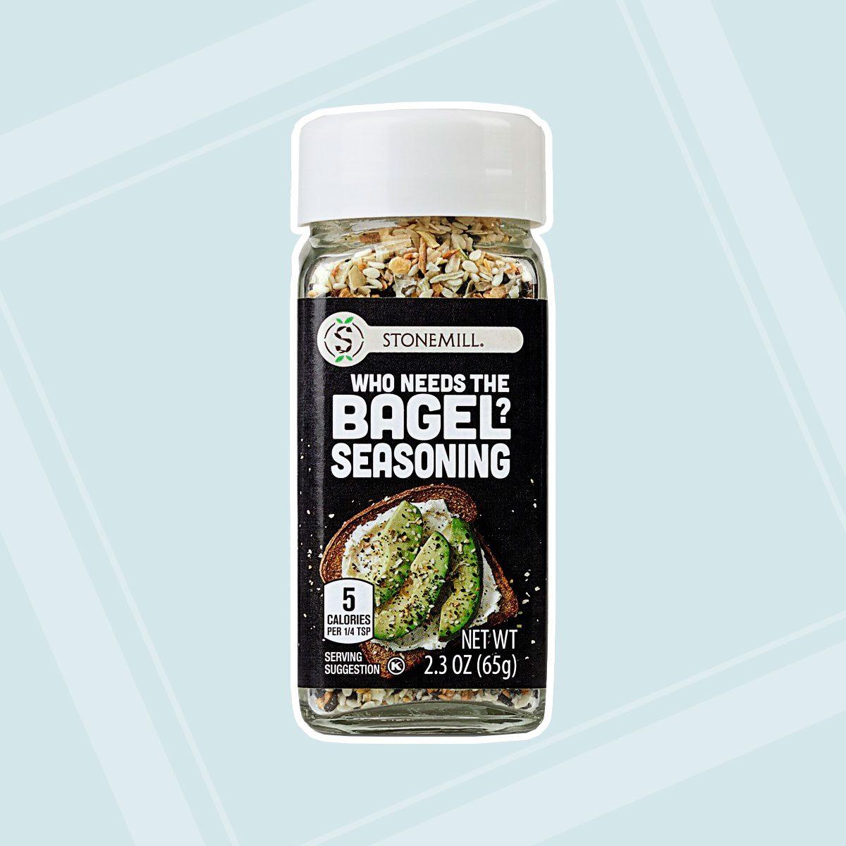 Who Needs the Bagel? Seasoning