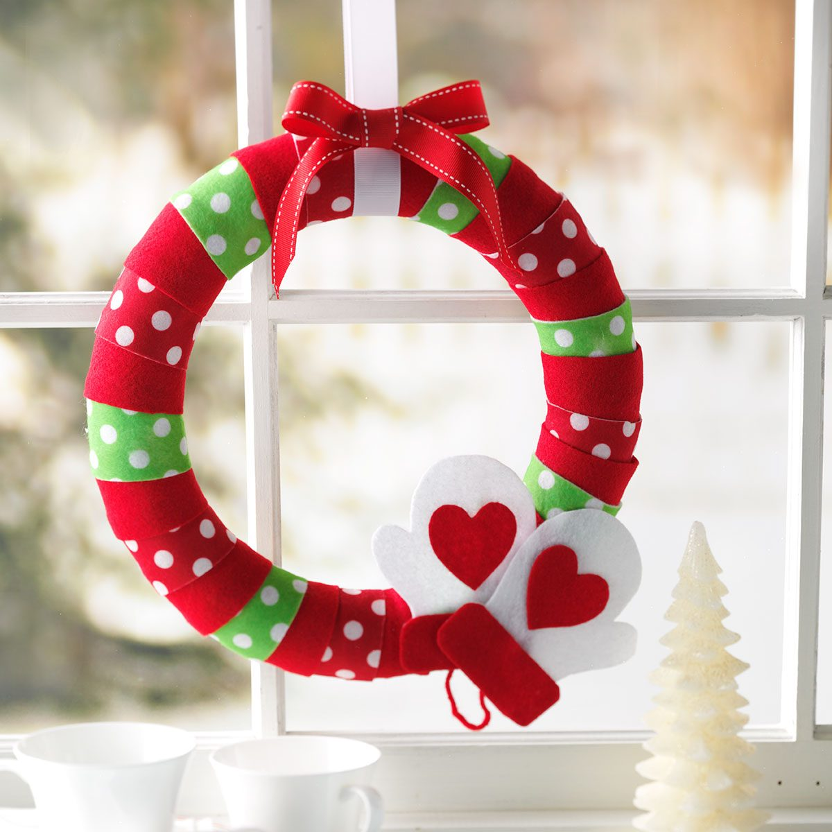 35cm Kaemink Make Your OWN Floral//Christmas Wreath Blank Straw Wreath//Ring for Christmas Crafts