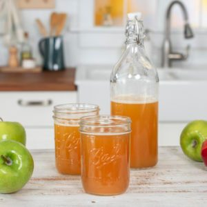 How to Make Your Own Hard Apple Cider