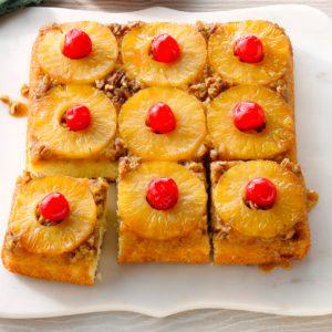 Watch Us Make: Classic Pineapple Upside-Down Cake