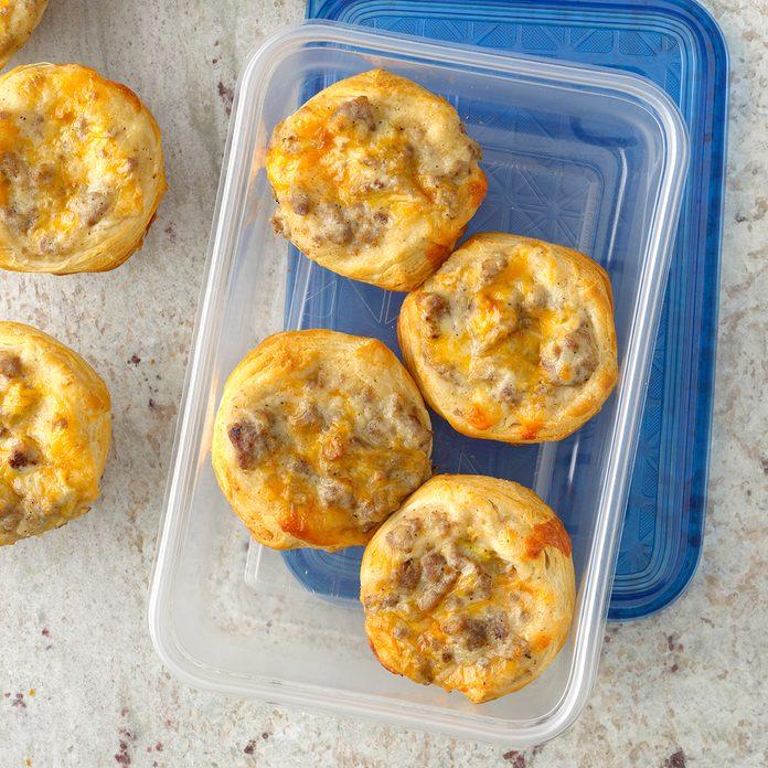 breakfast biscuit cups, meal planning premium