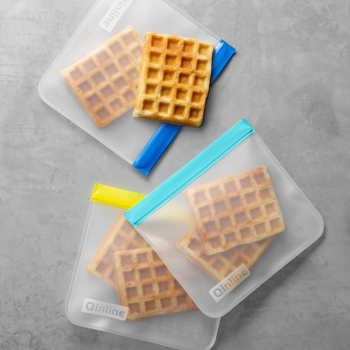Easy Morning Waffles, meal planning, premium package