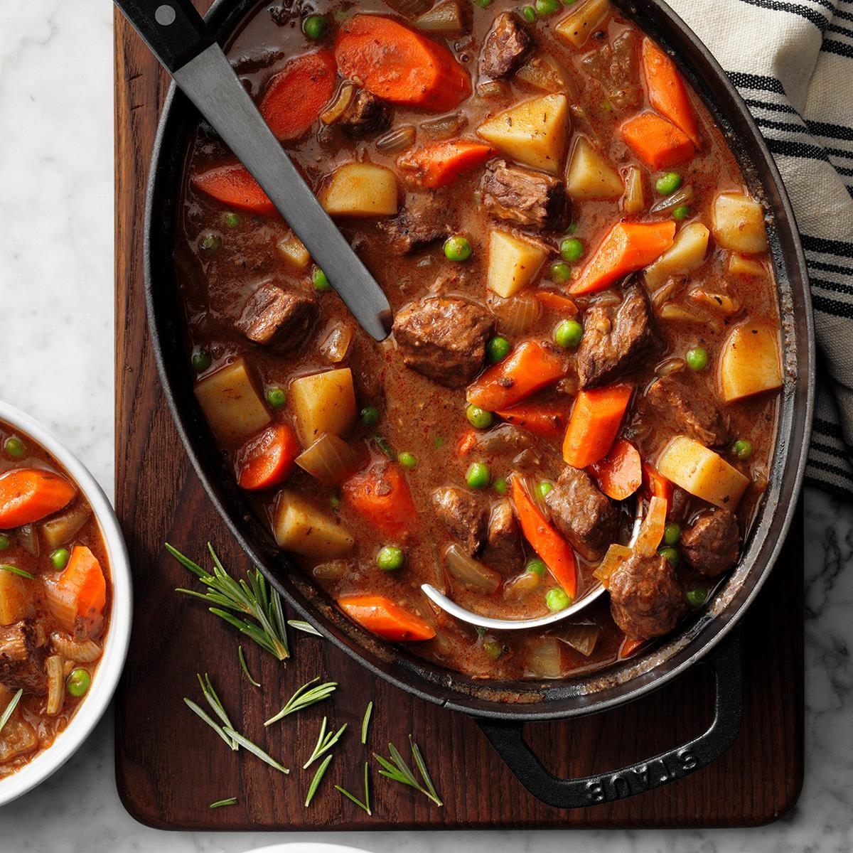The Best Beef Stew