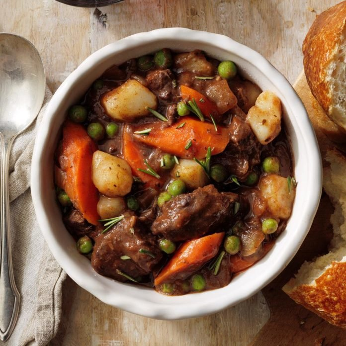 February 1: The Best Beef Stew