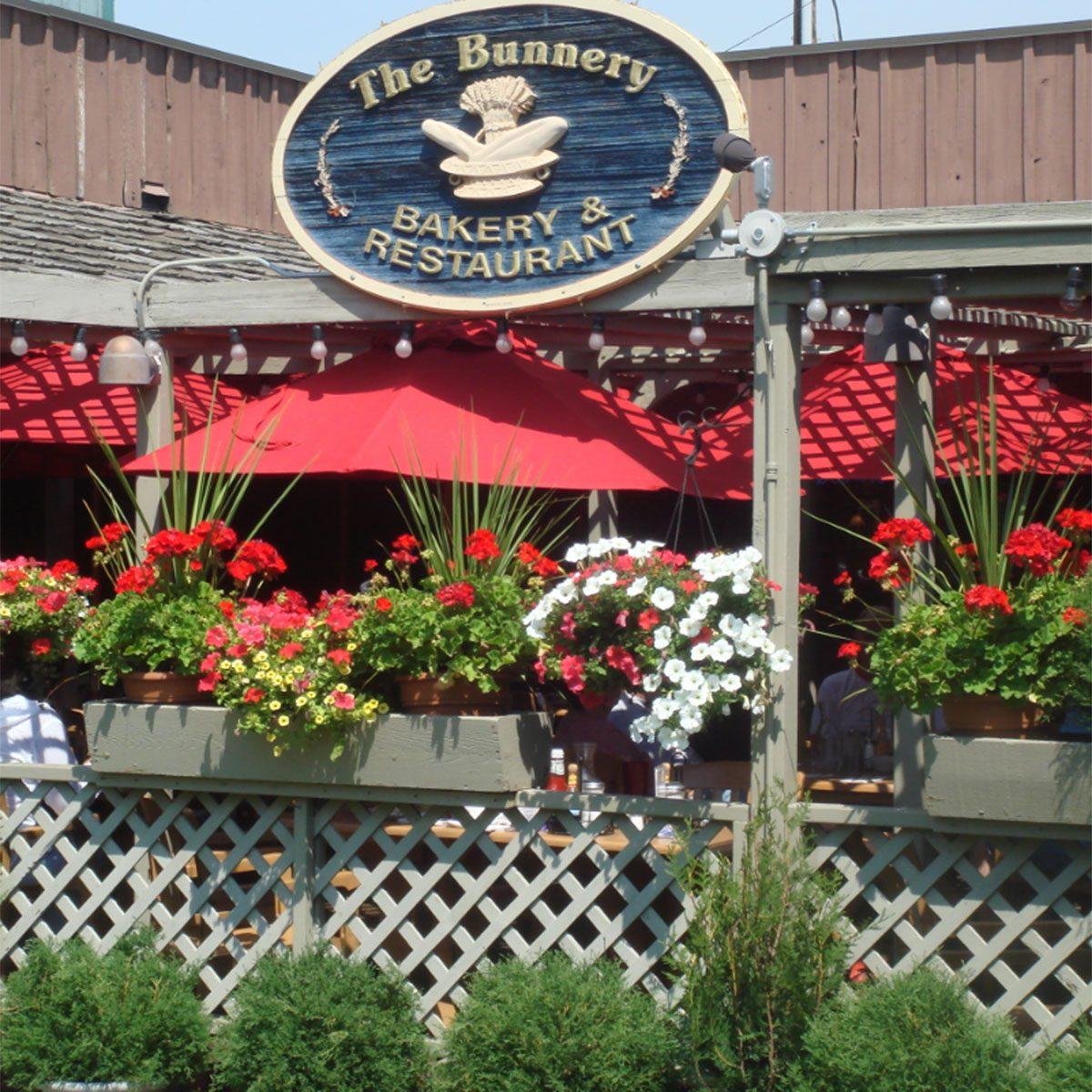 The Bunnery Bakery & Restaurant