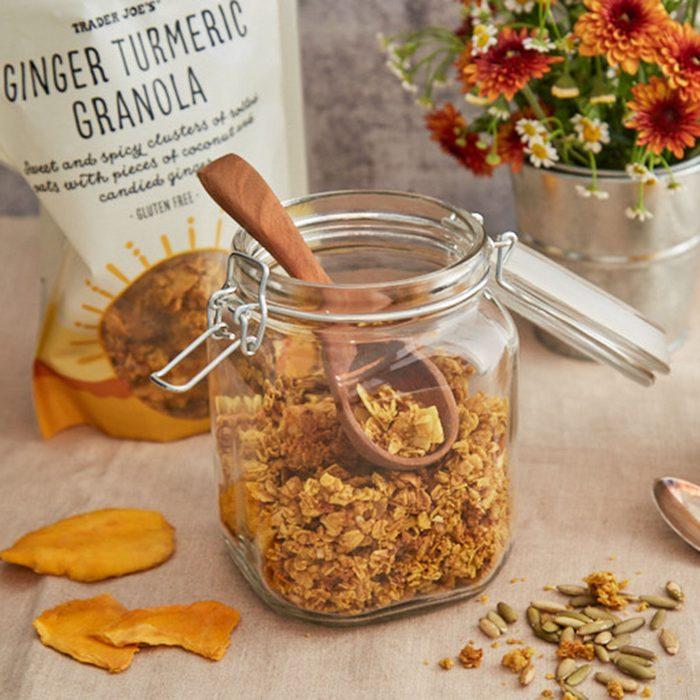 Trader Joe's Ginger Turmeric Granola