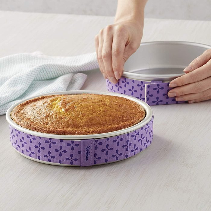Wilton Bake-Even Cake Strips for Evenly Baked Cakes, 2-Piece