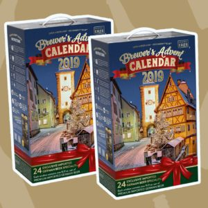 This Costco Advent Calendar Is Filled with 24 Cans of Craft Beer