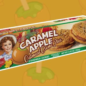 Little Debbie Released Caramel Apple Oatmeal Creme Pies and They Taste Just Like Fall