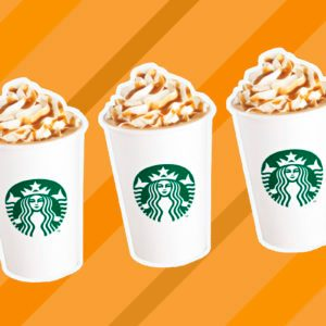 Starbucks' New Secret Menu Item Combines the PSL and Caramel Apple