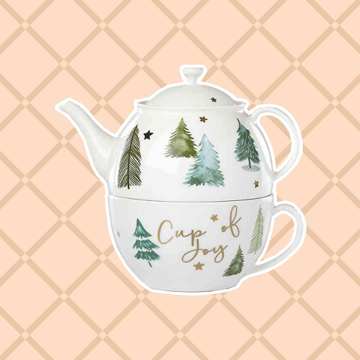 Lenox Stackable Tea Set