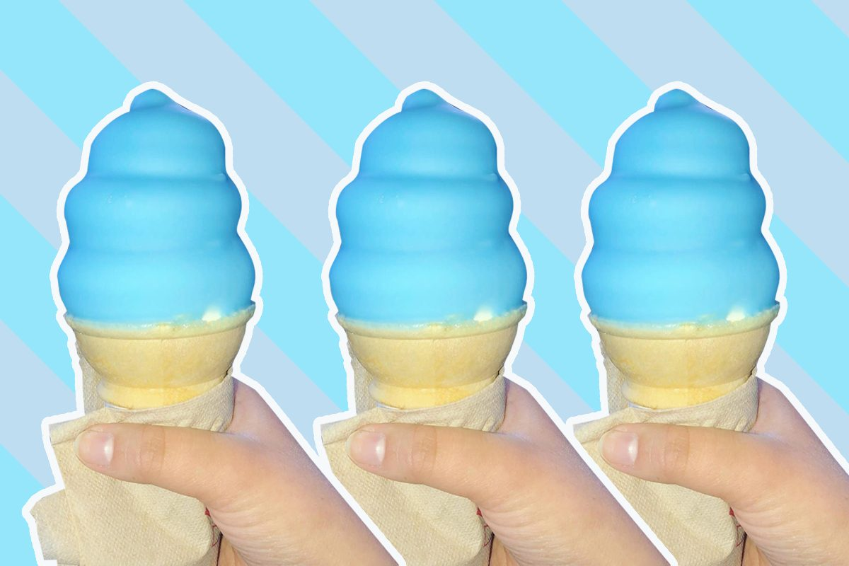 DQ Released a Cotton Candy Dipped Cone and It Feels Like Summer Again