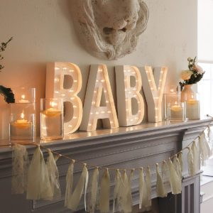 10 Adorable Ideas for a Christmas Baby Shower