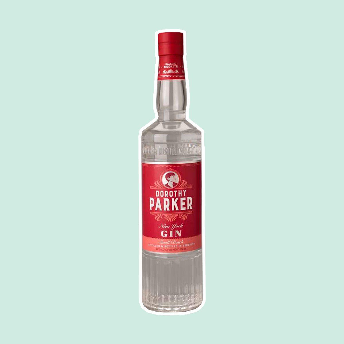 Dorothy Parker Rose Petal Gin