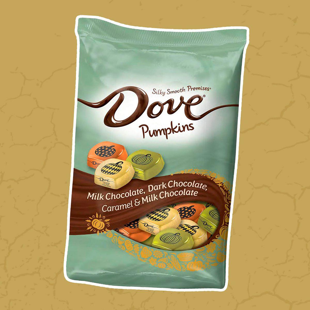 dove pumpkins milk dark caramelvia amazon.com