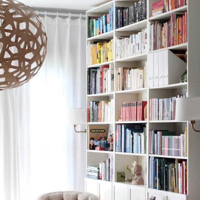 24 Beautiful Bookcases You'll Want in Your House