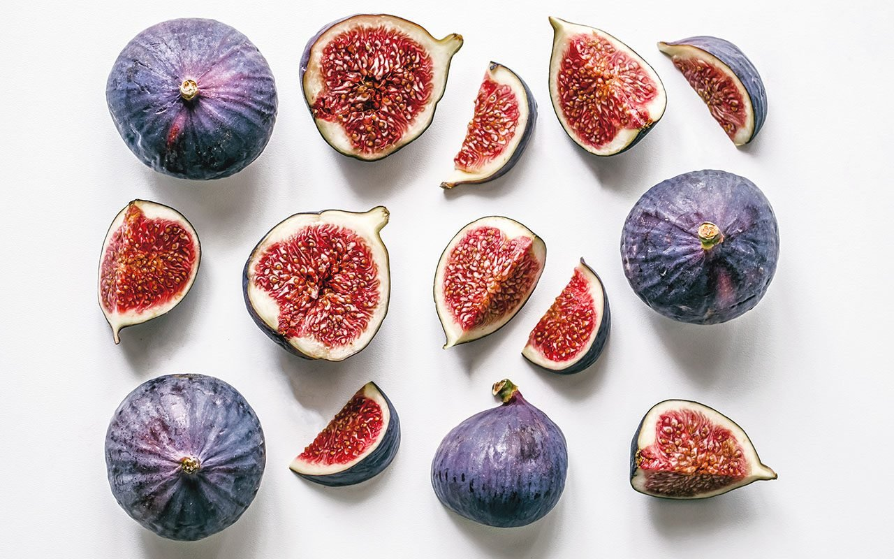 How to Eat Figs (Even If They're Raw!)