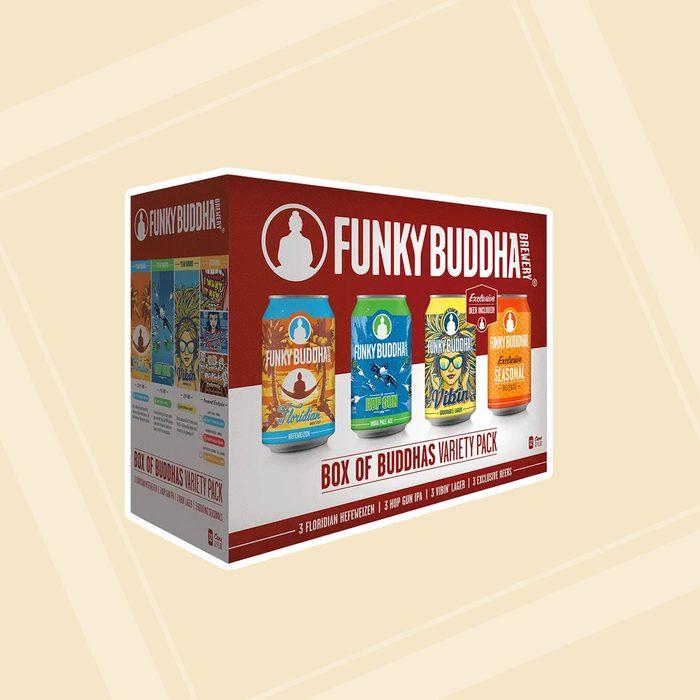 FUNKY BUDDHA BOX OF BUDDHAS