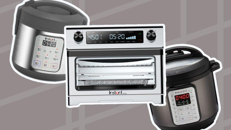 instant pot appliances