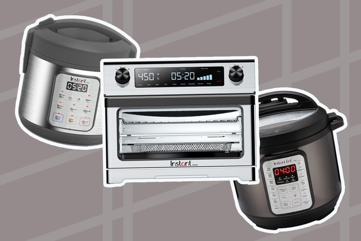 instant pot appliances