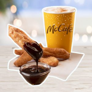 McDonald's Is Bringing Back Donut Sticks for the Holidays