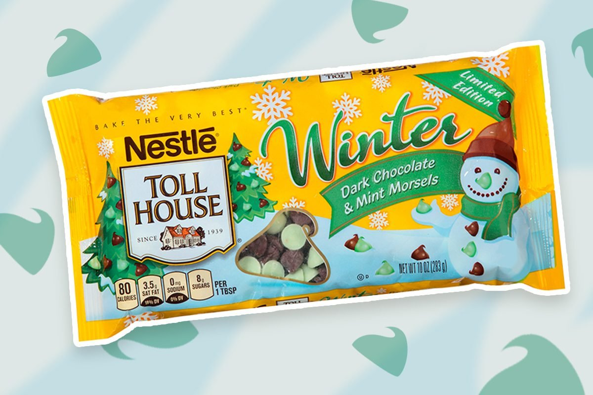 Nestle's Winter Morsels Will Kick Your Holiday Baking up a Notch