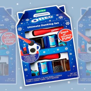 Oreo Brought Back the Perfect Christmas Gift for Cookie Lovers