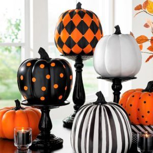16 Fun Painted Pumpkins You Need to See