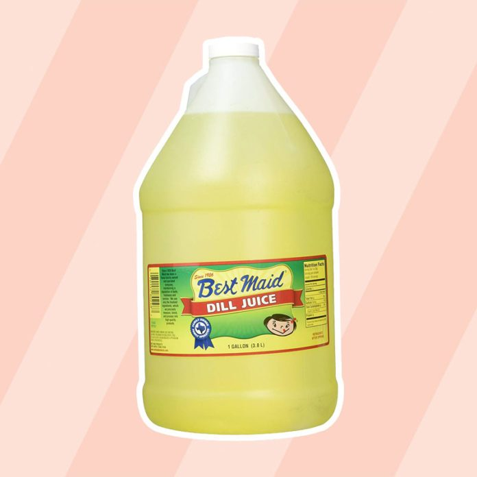 You Can Now Drink Pickle Juice Straight up, Thanks to Amazon