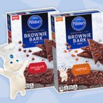 Pillsbury Just Rolled Out Brownie Bark Mix, and We've Already Eaten the Whole Box