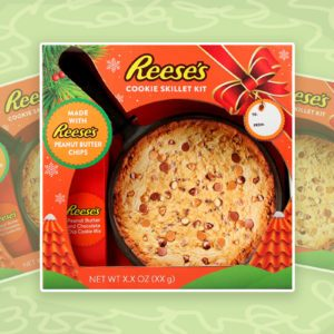 Reese's Cookie Skillet Kits Are Back, and They're the Sweetest Gift You Can Give