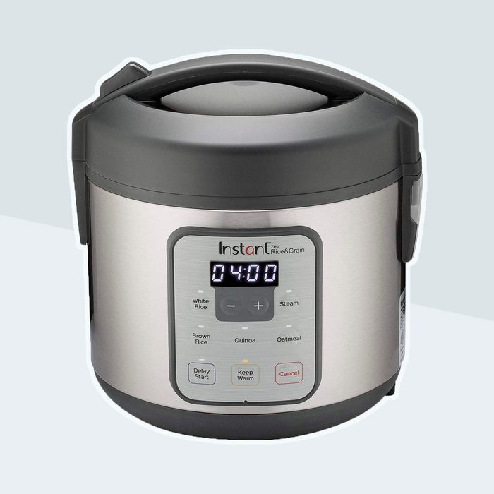 rice and grain instant pot