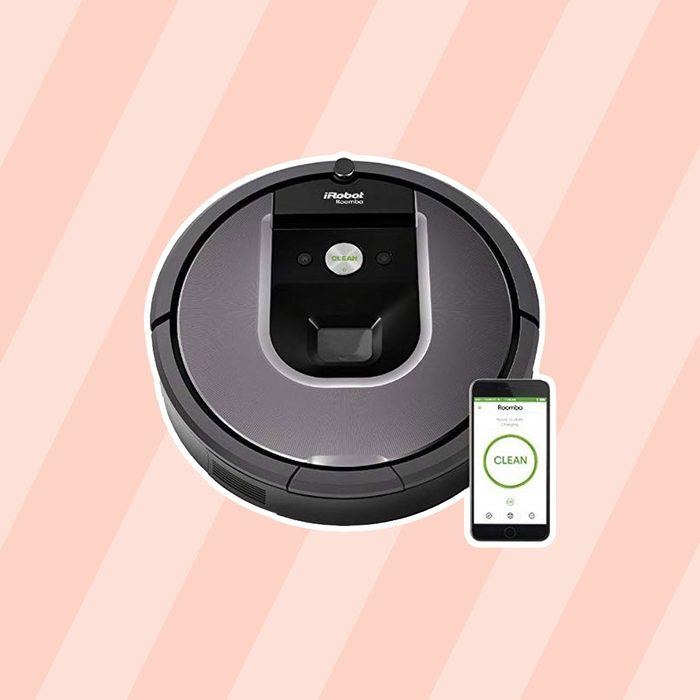 iRobot's Roomba 960